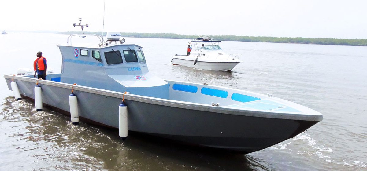 Armoured Patrol Boat