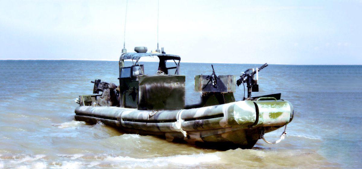 Riverine Boat